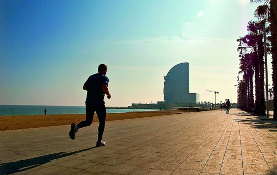 hotel-arc-la-rambla-running-passeig-maritim