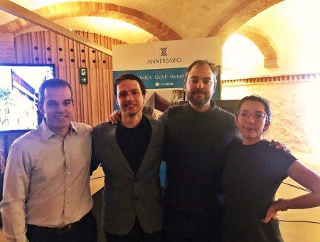 Fisiològic en la celebración de los 10 años de la Clínica Olivé Gumà